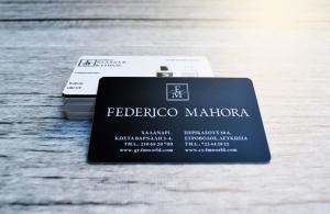 pvc cards κάρτες μέλους