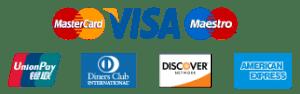 carta di credito-logos